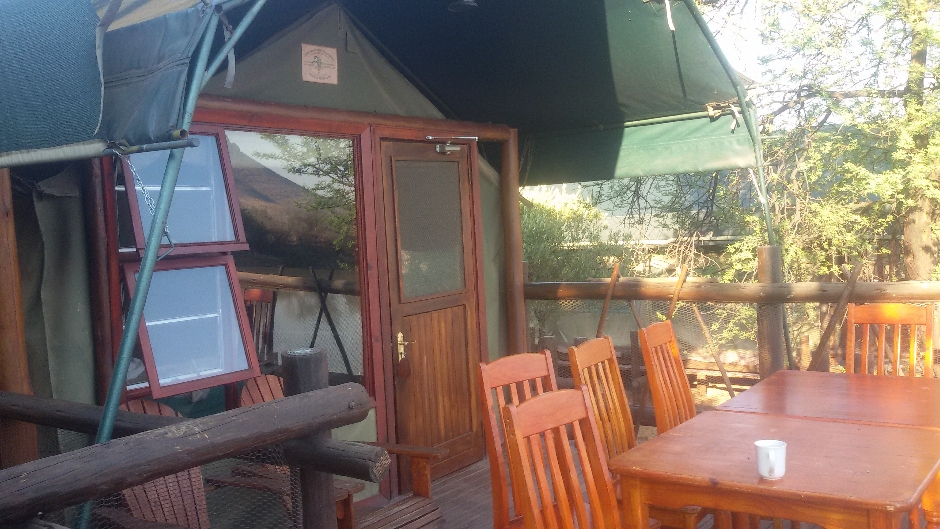 SafariScout Wildlife Tour - Marakele Zelt Camp