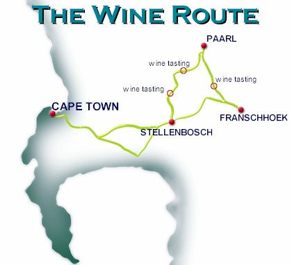 Stellenbosch Wine Tour Bus